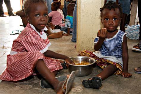 El hambre en el mundo | Mans Unides