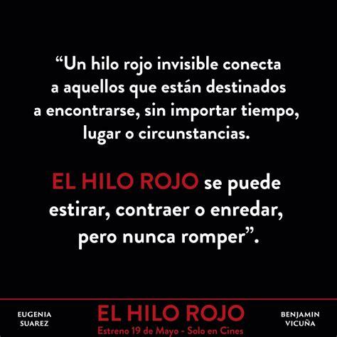 El Hilo Rojo on Twitter:  Cuenta la LEYENDA... Estreno 19 ...