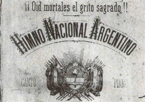 El Himno Nacional Argentino cumple 203 años : : El Litoral ...
