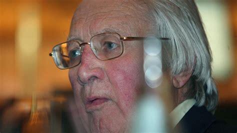 El hispanista británico Hugh Thomas, muere a los 85 años