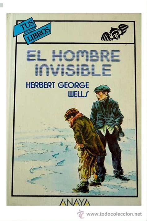 el hombre invisible - h g wells - anaya tus lib - Comprar ...