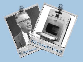 El horno microondas surgió cuando el físico Percy Spencer ...