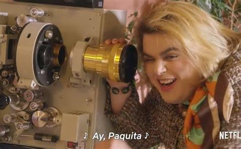El hype en torno a Paquita Salas es más grande que ...