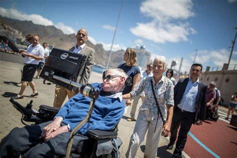 El IAC abre la puerta a Stephen Hawking para realizar sus ...