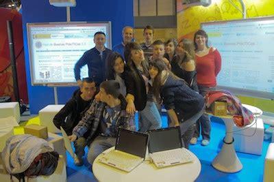 El IES Atenea en Aula 2012