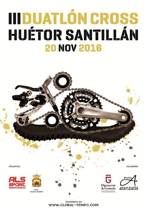 El III Duatlón Huétor Santillán se celebrará el 20 de ...