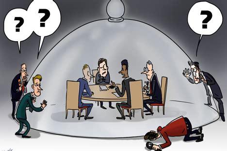 El importante papel de la diplomacia silenciosa en el ...