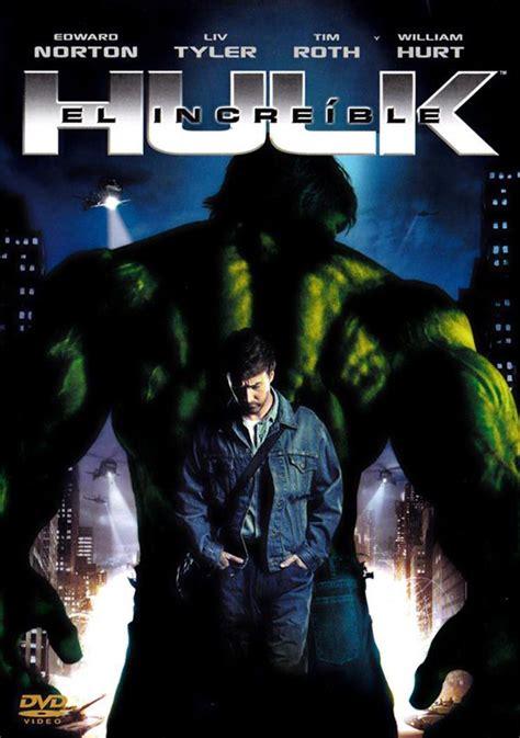 El Increible Hulk  The Incredible Hulk