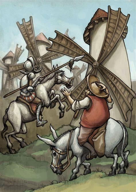 El ingenioso hidalgo Don Quijote de la Mancha – Fabian ...