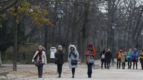 El invierno será cálido después del otoño más seco del ...