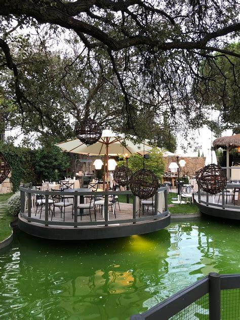 El Jardin de La Maquina: Experience Dining out of the City ...