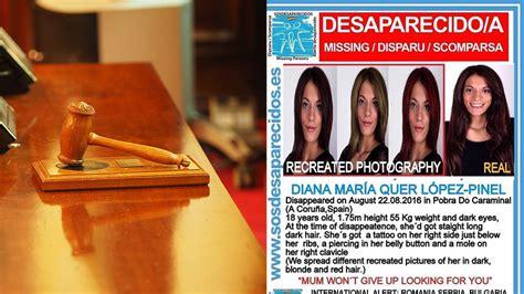 El juez archiva y cierra el caso de Diana Quer al no ...