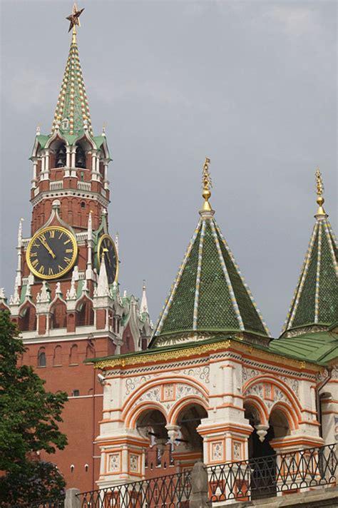 El Kremlin, rojo corazón de Moscú | europa | Ocholeguas ...