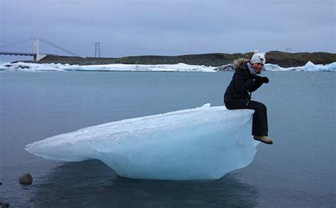 El lago glaciar de Jökulsárlón   Ser Turista