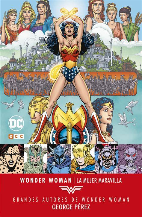 """El lector de historietas: """"La Mujer Maravilla: Grandes ..."""