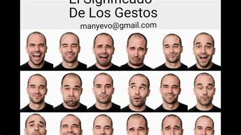 El Lenguaje De Los Gestos - YouTube