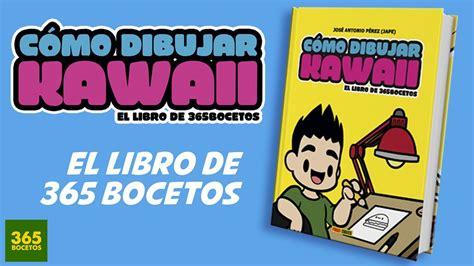 EL LIBRO DE 365 BOCETOS - Como dibujar kawaii - YouTube