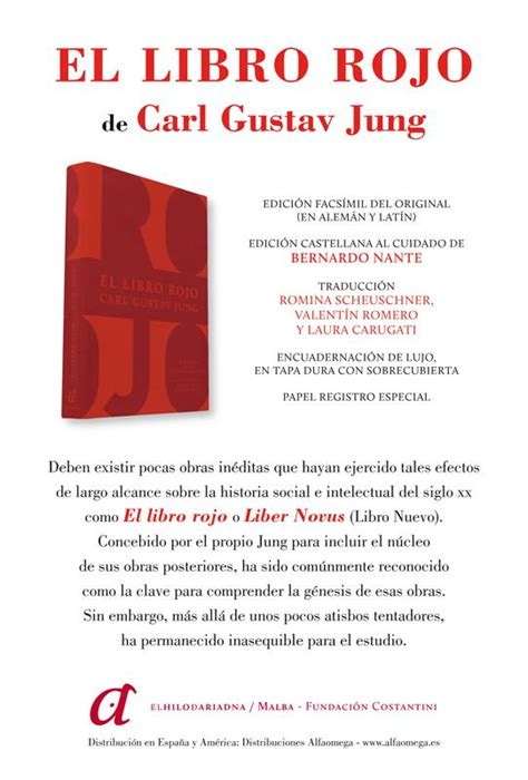 El Libro Rojo, de Carl Gustav Jung   Taringa!
