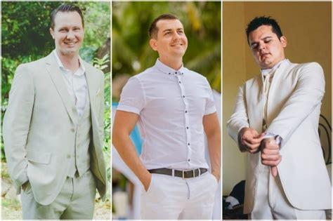 El look de novio en la playa   bodas.com.mx
