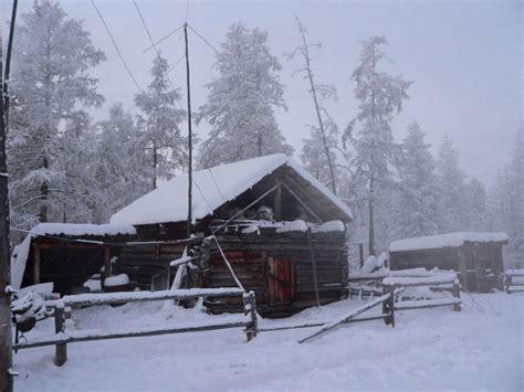El lugar habitado más frío del planeta sin desperdicio ...