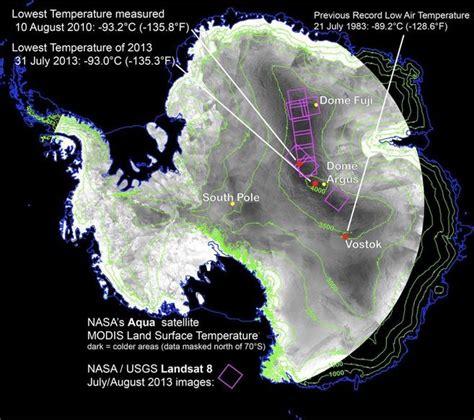El lugar más frío del planeta - Asusta2