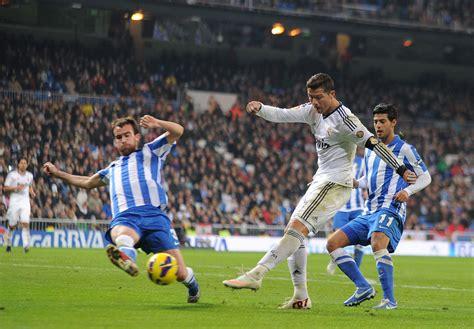 El Madrid buscará la  manita  ante la Real | Defensa Central