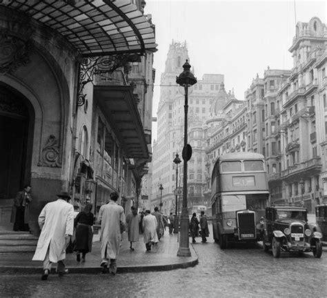 El Madrid de los años 50, 60 y 70 bajo el objetivo de ...