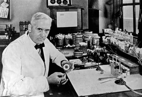 El maestro: Alexander Fleming