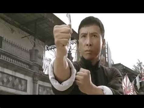 El Maestro de Bruce Lee Ip Man vs El General Muira - YouTube