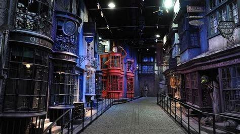 El mágico viaje a los estudios de Harry Potter convertidos ...
