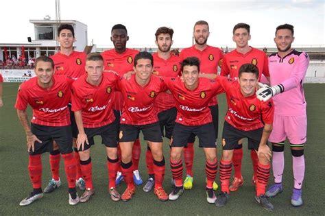 El Mallorca B inicia la pretemporada en son Moix   Segunda ...