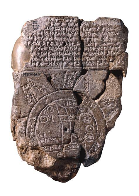 El mapa más antiguo del mundo | Aryse