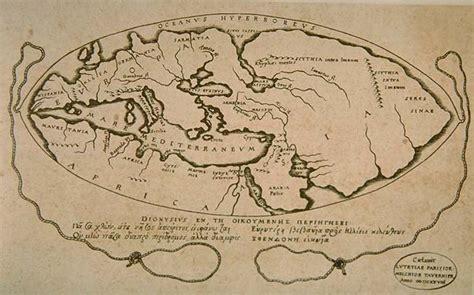El mapamundi - Descubrir la Historia