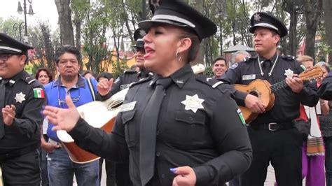 El Mariachi de la Policía Federal en la Ciudad de México ...