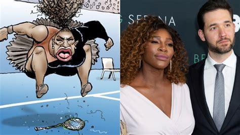 El marido de Serena Williams estalló después de ver la ...