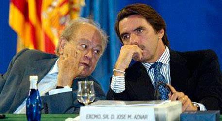 El masón de Aznar creía que Catalunya fomentaba la ...