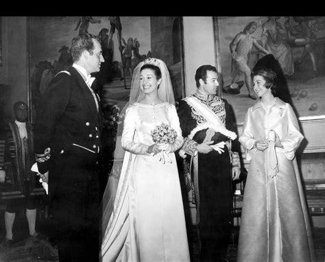 El matrimonio de Carmen Martinez Bordiú y Alfonso de ...