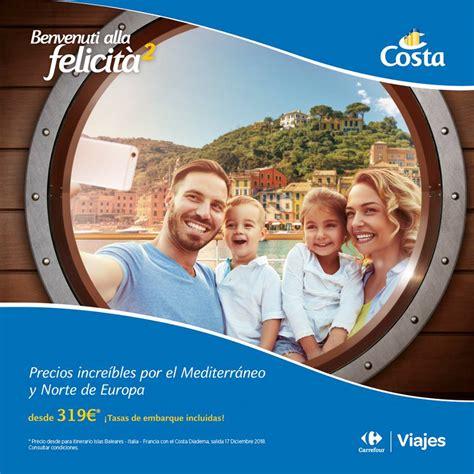 El mejor crucero con Viajes Carrefour