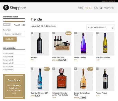 El Mejor Diseño para una Tienda Virtual: Shopper ...