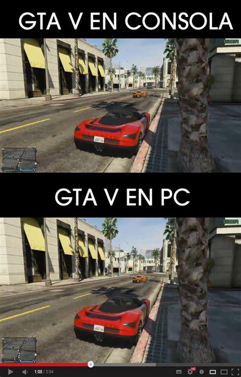 El mejor juego del año Gta V Online, PC gamers abstenerse ...