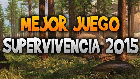 || EL MEJOR JUEGO SUPERVIVENCIA GRATIS 2015 || The Forest ...