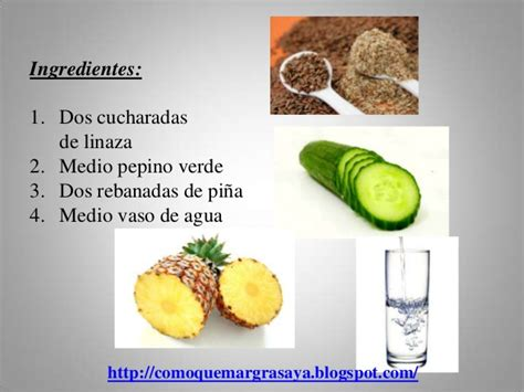 El mejor remedio para perder barriga
