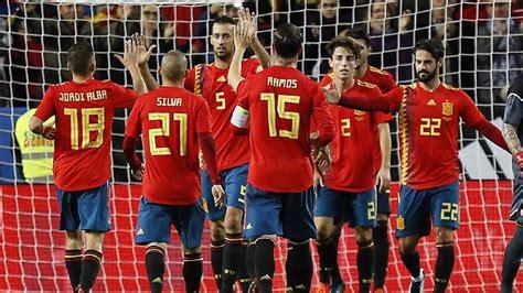 El mejor y el peor escenario para España en Rusia 2018 ...