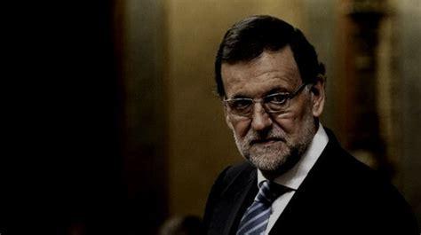El mensaje de Rajoy tras la declaración de independencia ...