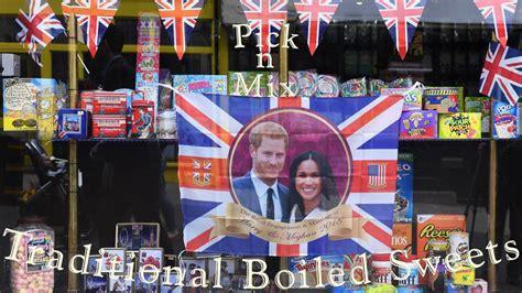 El menú de la Boda Real inglesa se centra en productos de ...