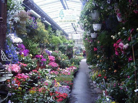 El mercado de las flores de París