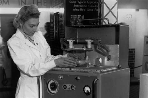 El microondas se inventó en 1946 / Fotografías ...