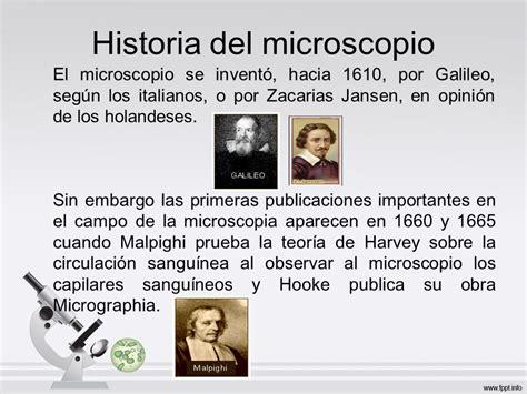 EL MICROSCOPIO Es un instrumento que permite observar ...