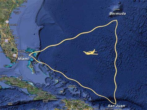El misterio del Triangulo de las Bermudas al fin es resuelto