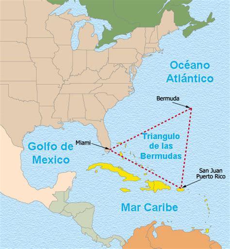 El misterio del triangulo de las Bermudas - Geografia del ...